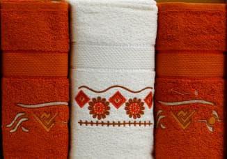 виды подарочных полотенец