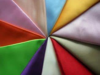 описание ткани полисатин