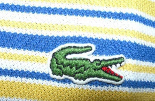 футболка с крокодильчиком