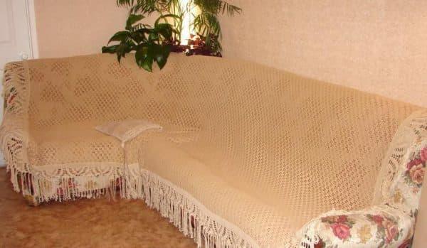 накидка на мебель