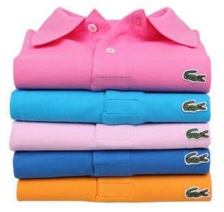 одежда из ткани лакоста