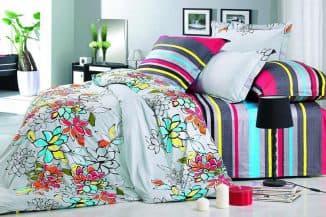 размеры белья для двуспальных кроватей