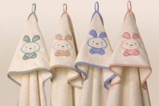 описание полотенца с уголком