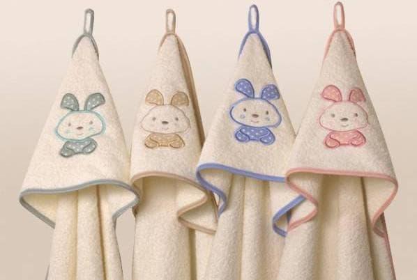 Как сшить полотенце с капюшоном для ребенка: модель для новорожденных своими руками