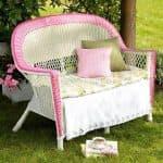 подушки для дачной мебели