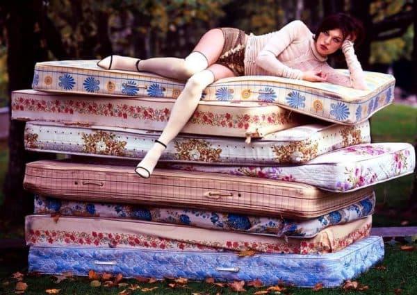 разновидности спальных матрасов