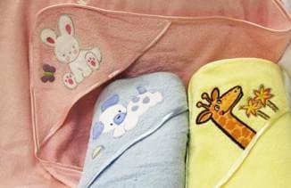 характеристика полотенца с уголком
