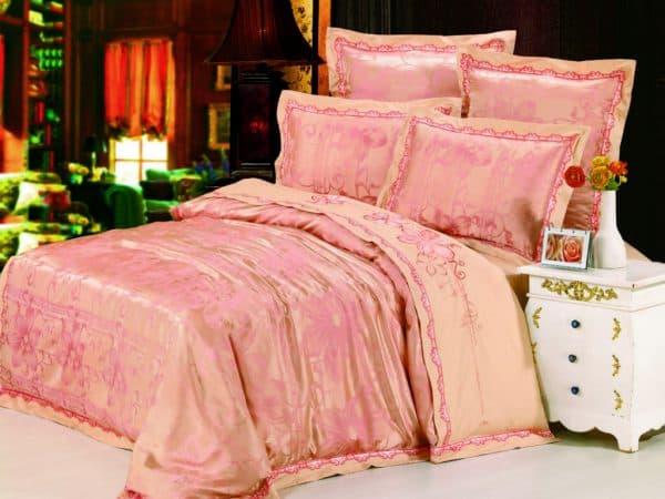 элегантное постельное белье