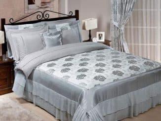 виды покрывал на двуспальную кровать