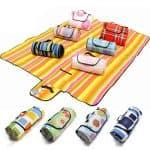 коврик для пикника и пляжа