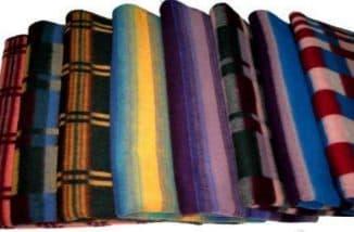 классические байковые одеяла