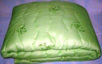 описание бамбукового одеяла