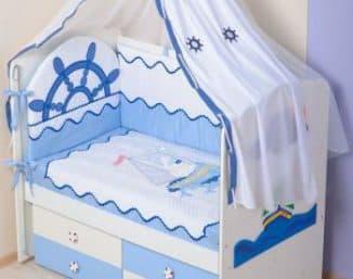 производители постельных принадлежностей для малышей