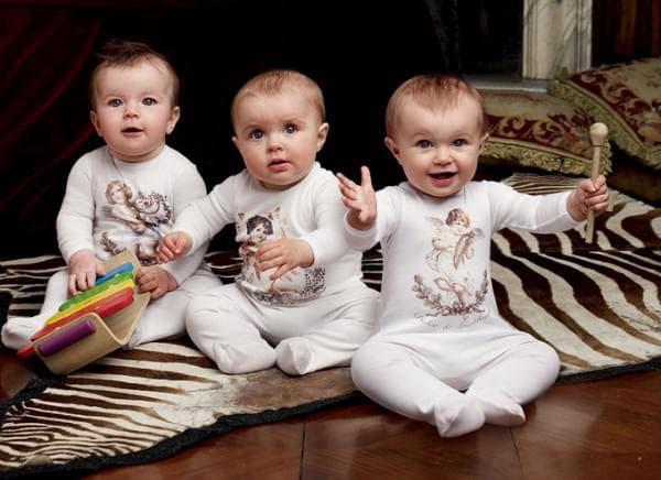 Blumarine Baby - для новорождённых