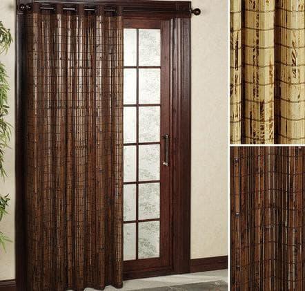 бамбуковые занавески
