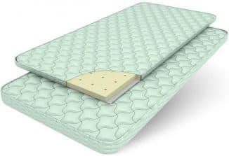 тонкий матрас на кровать