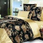 Как выбрать семейное постельное белье с двумя пододеяльниками