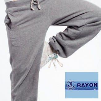 штаны из ткани Rayon