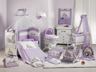 размеры комплектов для новорожденных