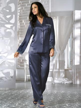 женская пежама с брюками
