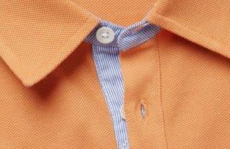 мужская одежда из ткани пике