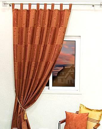 шторы классические на петлях