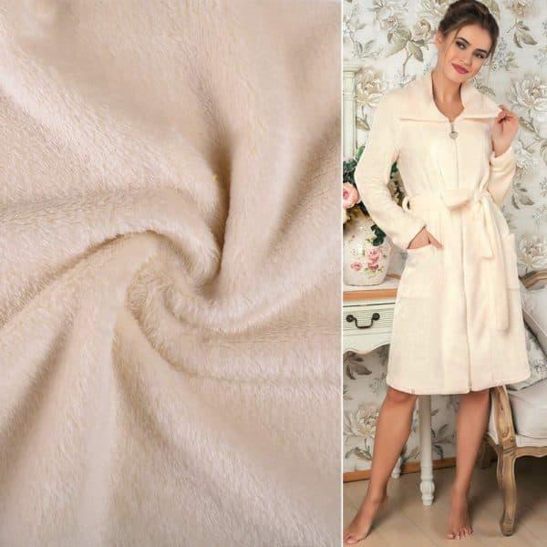 7496009fc3dd Мягкий и нежный подходит для пошива домашних халатов.