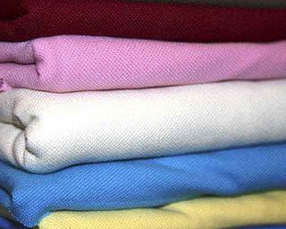 ткань пике различной разцветки