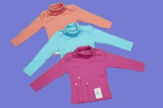 детская одеждаиз кашкорсе