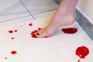 тканевые коврики на пол в ванной