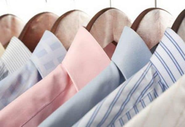 мужские рубашки из материала пике