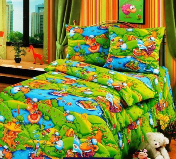 детское постельное бельё от Барановичей