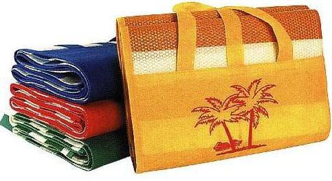 коврик трансформер для пляжа