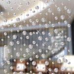 Виды декоративных штор на дверные проемы