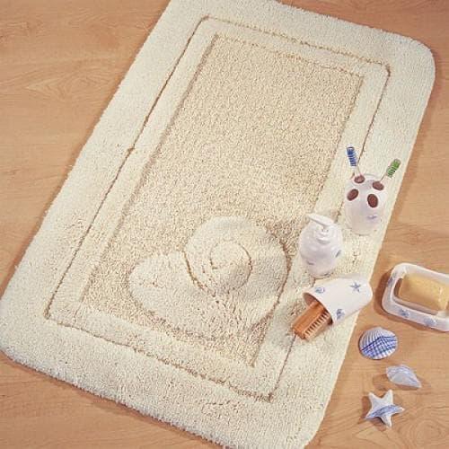 хлопковые коврики для ванной комнаты