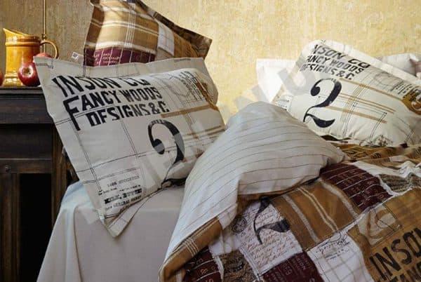 постельное бельё Перкаль фирмы Karaca Home