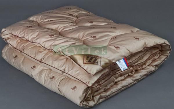 верблюжье одеяло фирмы АльВиТек