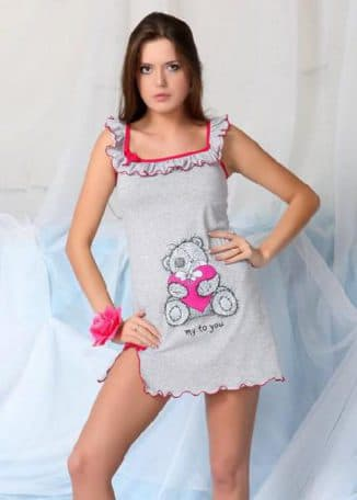 красивые сорочки для девушек от Рехино