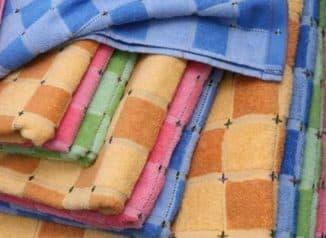 махровые полотенца от Натали 37