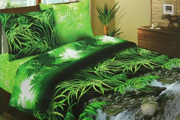 традиционное постельное бельё