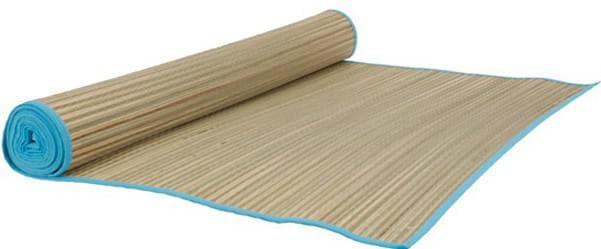 соломенный коврик для пляжа