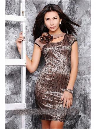 красивые вечерние платья от Лори