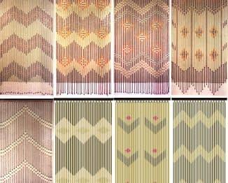 недостатки бамбуковых штор в проем