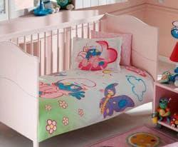 качество постельного для новорожденных