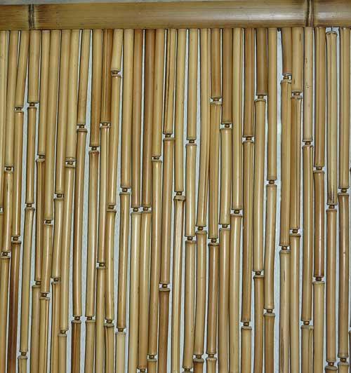 вертикальные бамбуковые шторы