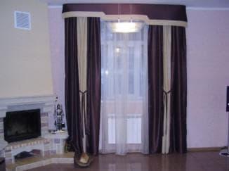 шторы с ламбрекотом