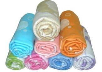 детские байковые одеяла