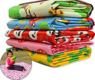 пляжный коврик для детей