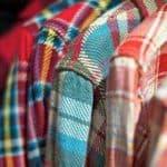 рубашки из материала фланель