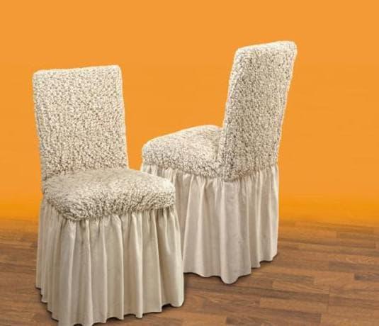 накидка на стул от фирмы ИКЕА
